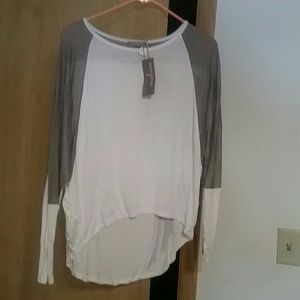 From Kourtney K's closet Donni Charm L/S top